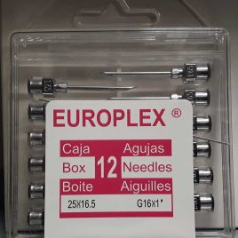 Europlex 16G – 1 1/2″