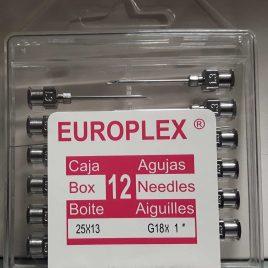 Europlex 18G – 1″