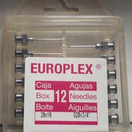 Europlex 20G – 3/4″